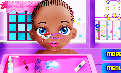 Baby Doctor - Baby Games