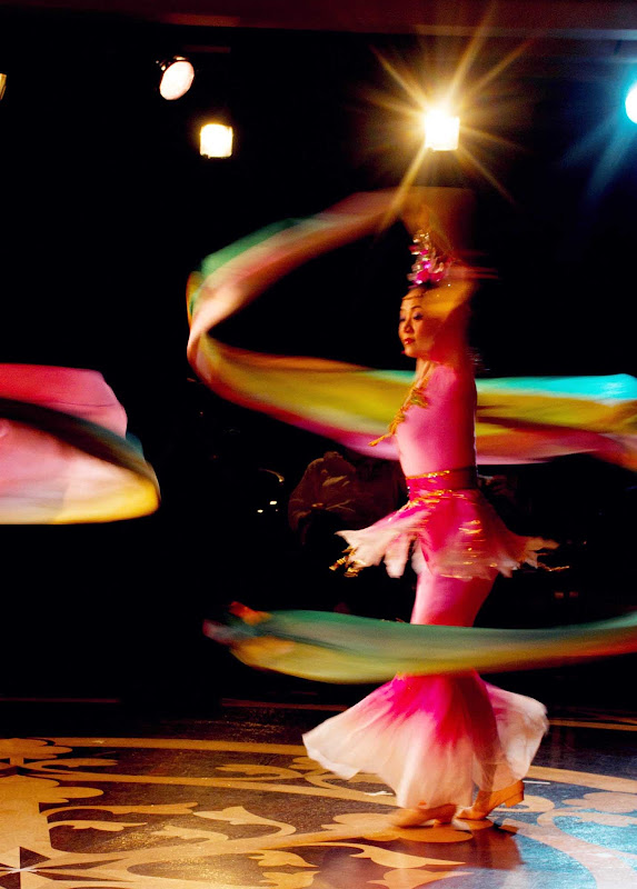 Azamara presents the Hong Kong Folkloric Show, a dazzling showcase of grace and skill.