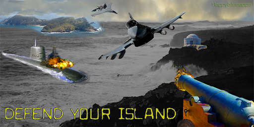 Defend your Island battle