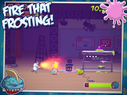Zombie Cupcake Attack- screenshot thumbnail