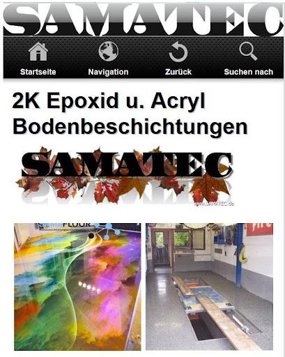 SAMATEC Epoxy Coating