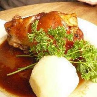 Pork Knuckle Recipe