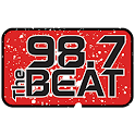 98.7 The Beat logo