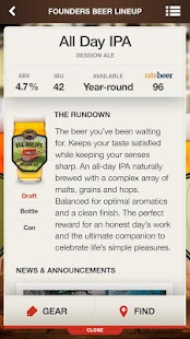 Founders Brewing Co. - screenshot thumbnail