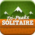 Tri Peaks Solitaire Free + icon