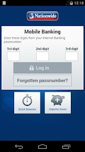 Nationwide Mobile Banking - screenshot thumbnail