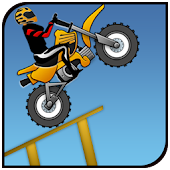 Stunt Bike Racer