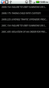 MNLaw Series - Juvenile Law- screenshot thumbnail