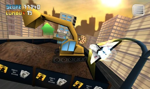 My Paper Plane 3 (3D) - screenshot thumbnail