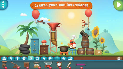 Inventioneers - screenshot