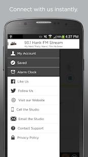 93.1 Hank FM - screenshot thumbnail