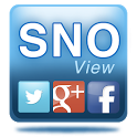 Social Network OverView Lite icon
