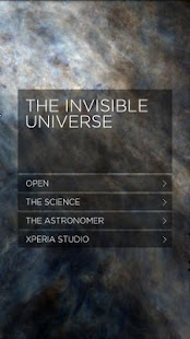 The Invisible Universe - screenshot thumbnail