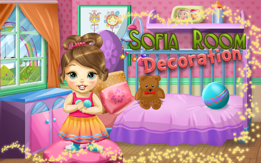 Sofia Room Decorate Girl Games