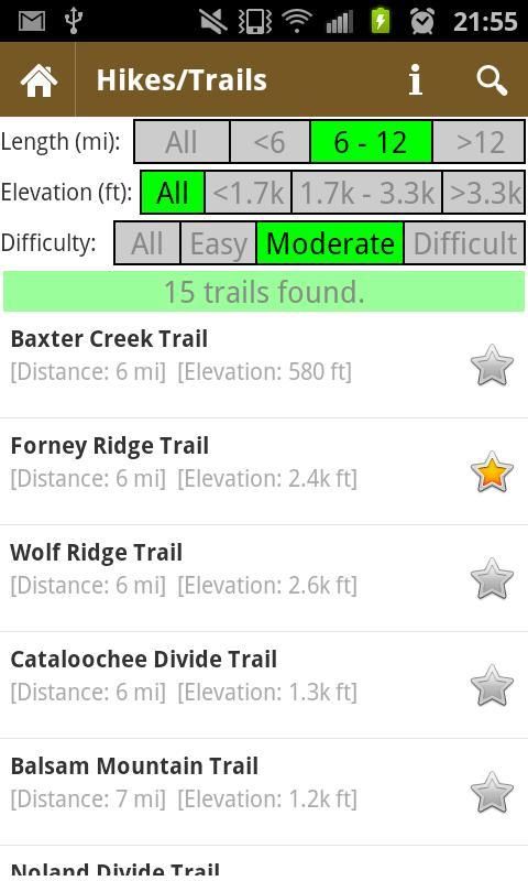 Smoky Mountain Travel(Lite) - screenshot