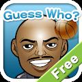 Guess Who? -NBA Edition-(Free)