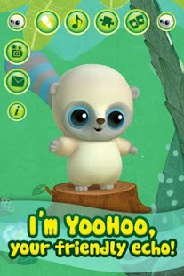 Talking YooHoo Free Screenshot 2