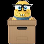 Sponge Boxtroll-Ski