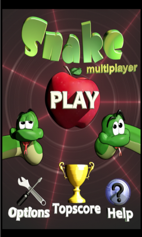 Snake Multiplayer- screenshot