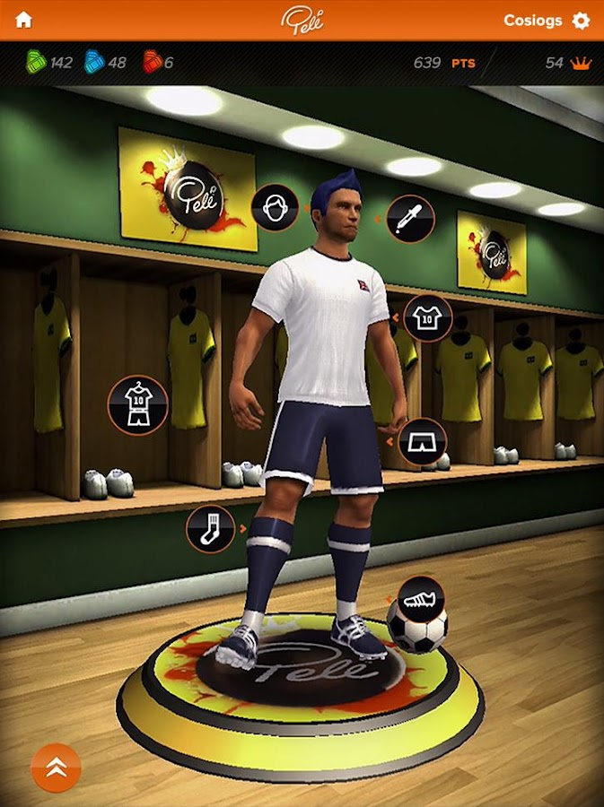 Pelé: King of Football - screenshot