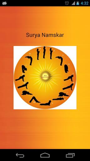 Surya Namskar