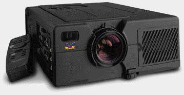 Panasonic PJL855 projector