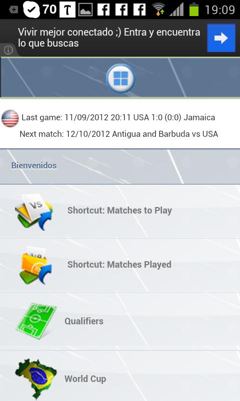 Road to Brazil 2014 - screenshot