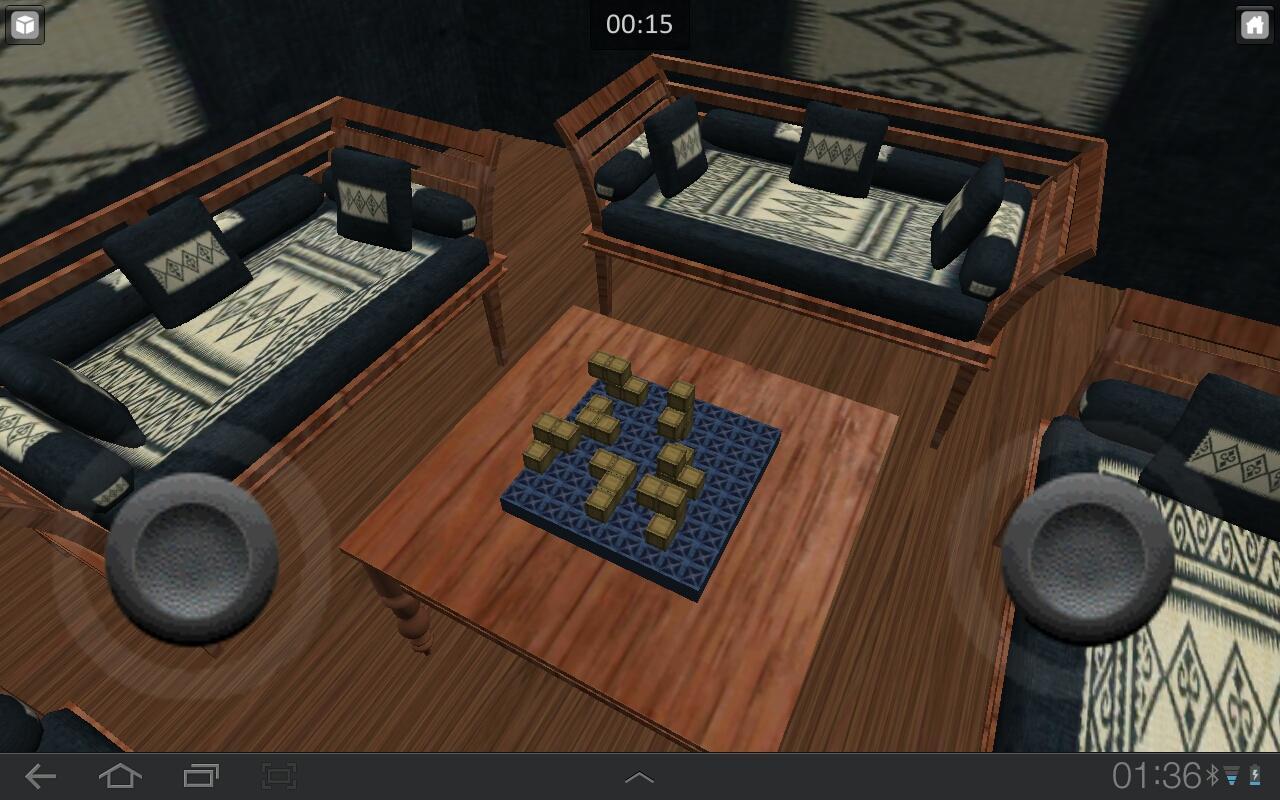 Soma Cubes - screenshot
