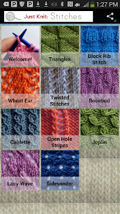 Just Knit: Stitches! - Free- screenshot thumbnail