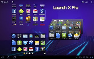 Screenshot of Launch-X (FREE)