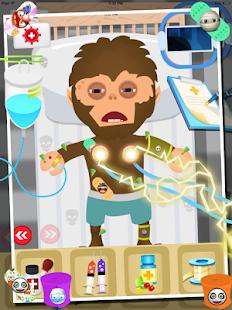 Monster Hospital - Kids Games 休閒 App-愛順發玩APP
