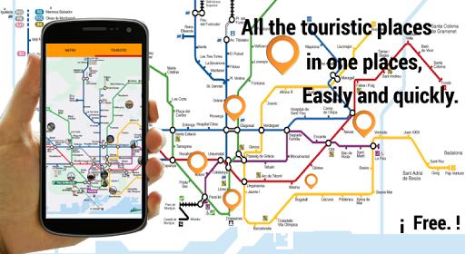 旅遊必備免費app推薦|方便的地鐵地圖巴塞羅那線上免付費app下載|3C達人阿輝的APP