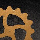 Steampunk engrenagens gratuito icon