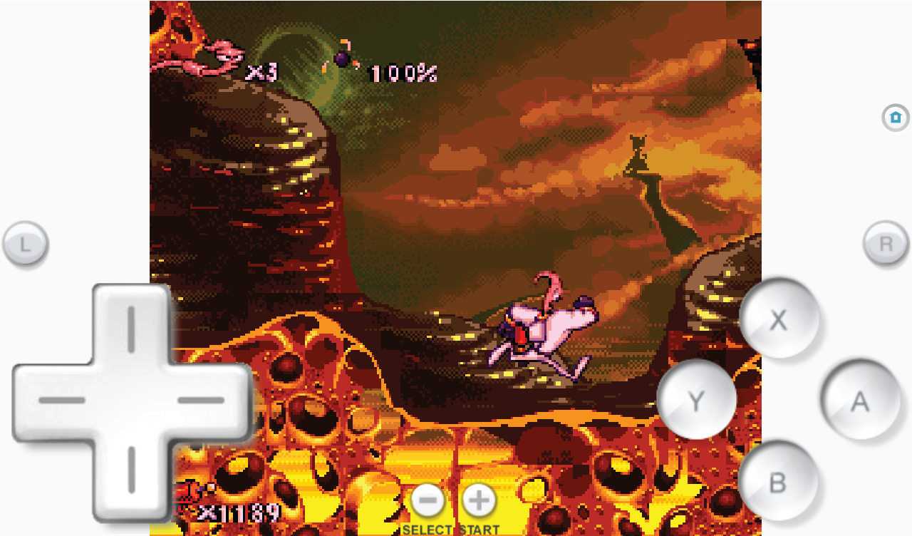 Superretro16 Lite Snes Android Apps On Google Play