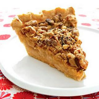 Bacon-Crumble Apple Pie