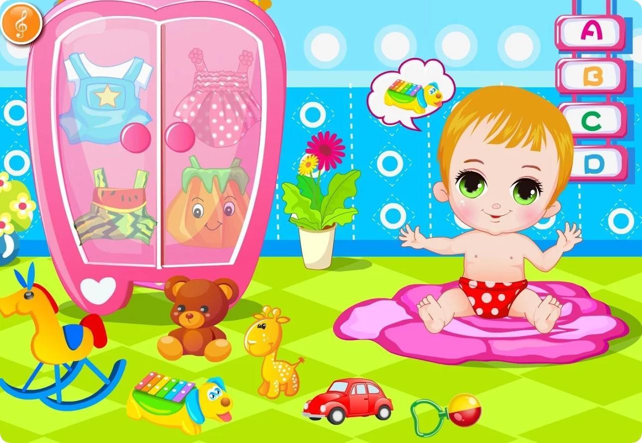 Happy-Baby-Bathing-Games 10