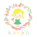 Lara Tok cacao flower theme icon