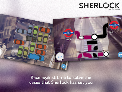Sherlock: The Network- screenshot thumbnail