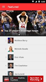 ESPN Tournament Challenge Screenshot 4