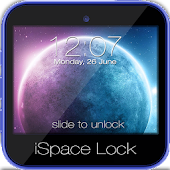 iSpace Lockscreen Theme