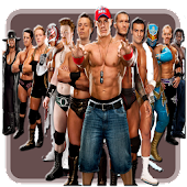 WWE Superstar Sticker