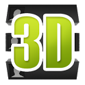3D Contact List icon