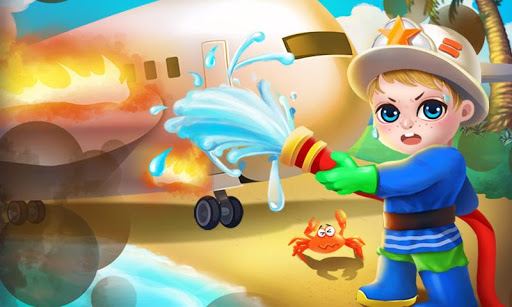 Airplanes: Fire Rescue game
