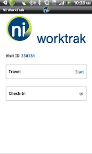 NI WorkTrak - screenshot thumbnail