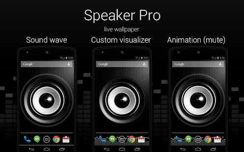 Speaker PRO- screenshot thumbnail
