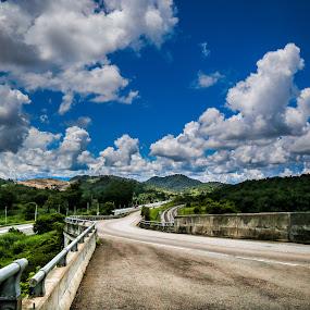 Sungkai by Mohd hafizan Ilias - Landscapes Cloud Formations