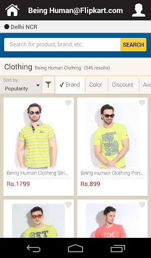 【免費購物App】Being Human Clothing [Demo]-APP點子
