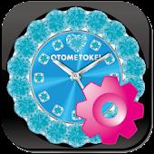 OTOMETOKEI Gallery plugin Blue
