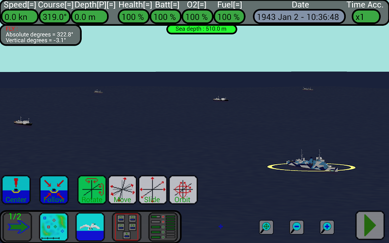 U-Boat Simulator Screenshot 10