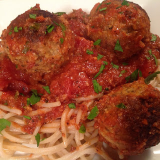Vegan and Gluten-Free Tempeh Meatballs